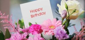 Best Birthday Flowers